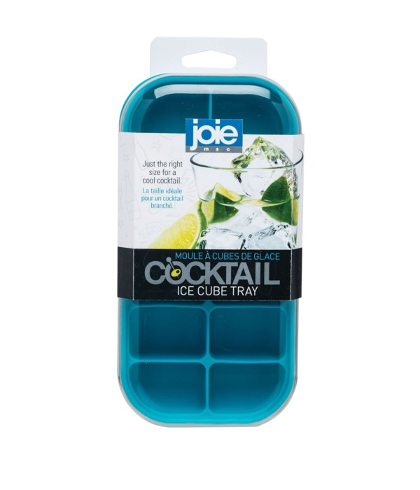 Cocktail - Ice Cube Tray (Card)
