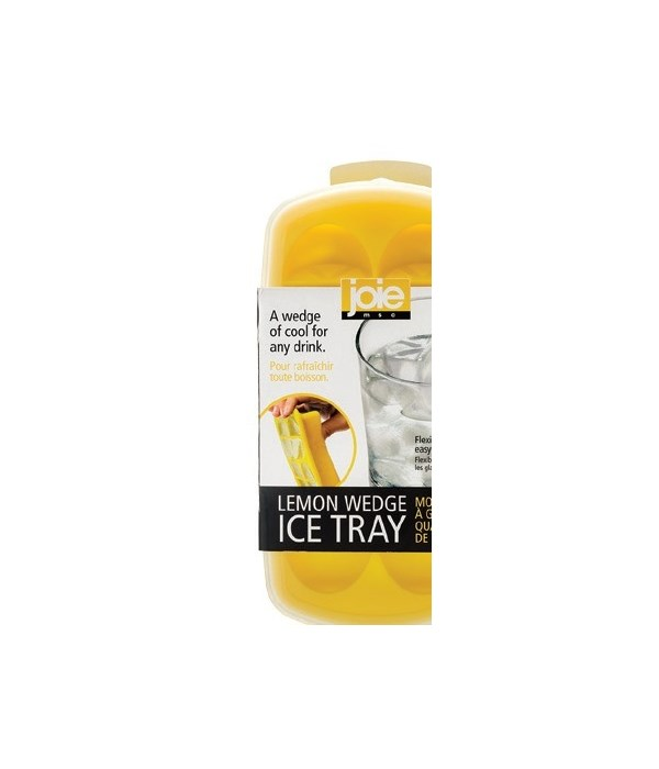 Silicone Lemon Wedge Ice Tray (Card)
