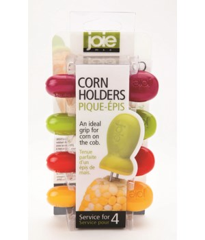 Corn Holders (Service for 4 Card)