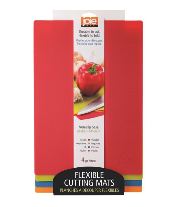 Flexible Cutting Mats (4 pc Card)