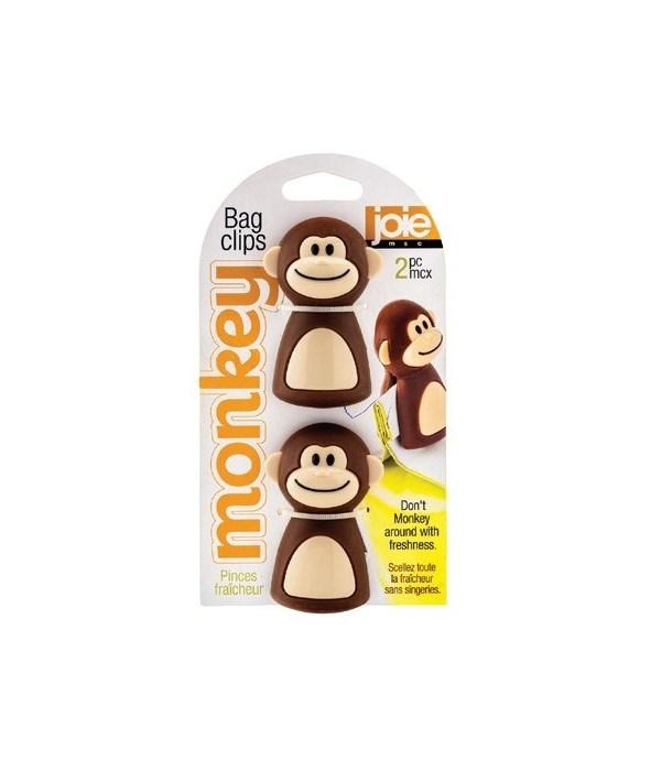 M25 Monkey - Bag Clips (25 pc Display)