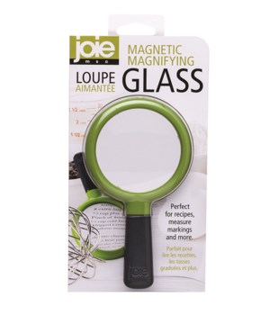 Magnetic Magnifying Glass (Card)
