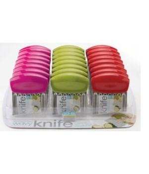 Wavy Knife (24 pc Display)