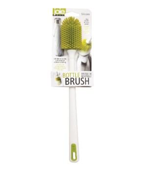 Silicone Bottle Brush  (Card)