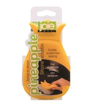 Pineapple Silicone Scrubbie (Card)