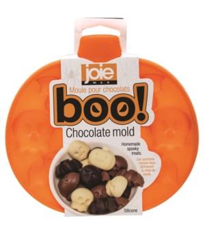 Boo! - Chocolate Mold  (Card)