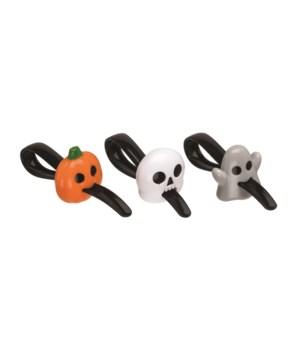 Boo! - Bag Ties (3 pc Card)