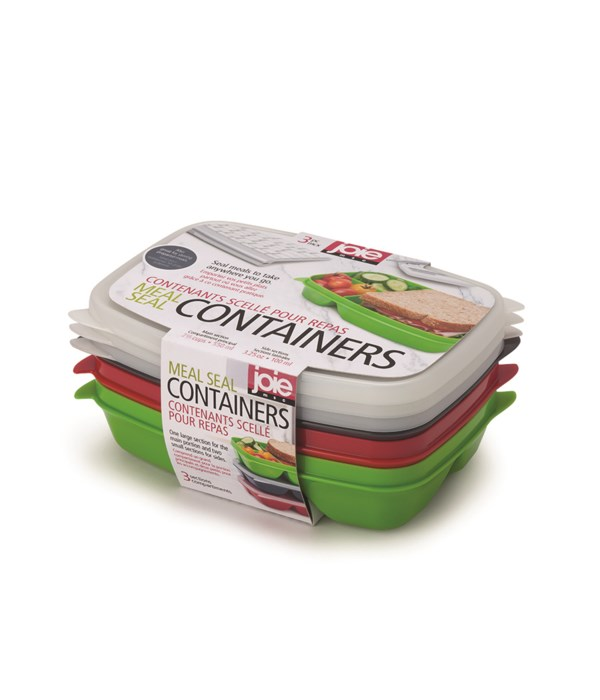 Meal Seal Containers