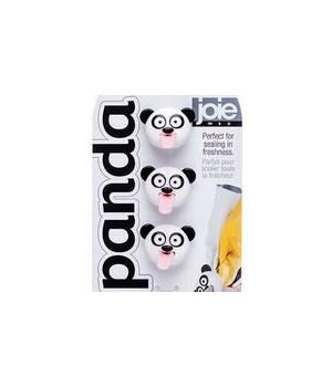 Panda Bag Ties (3 pc Card)