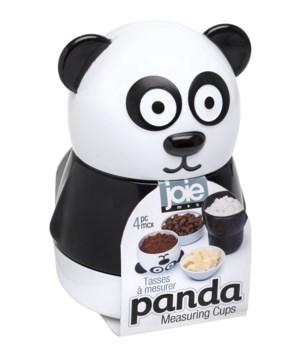 Panda Measuring Cups (Sleeve)