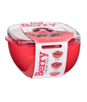 Berry Colander Pod (Sleeve)