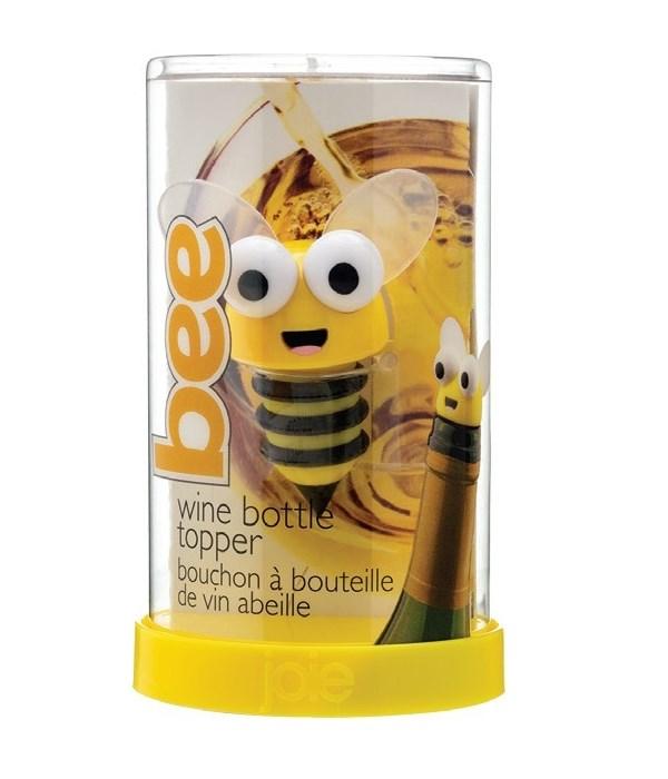 Bee Wine Bottle Topper (Giftbox)