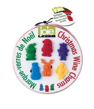 Noel - Wine Charms (6 pc Giftbox