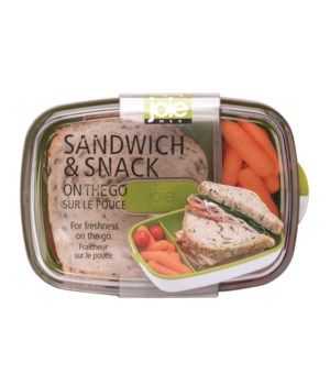 Sandwich & Snack On the Go (Card)
