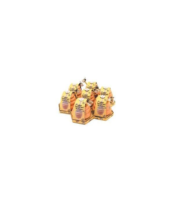 M14 Mini Honey Pot & Dipper (7 pc Display)
