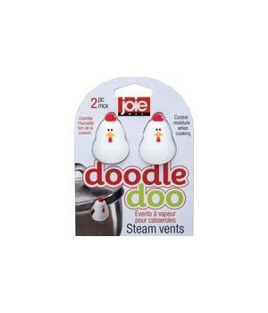Doodle Doo - Steam Vents (2 pc Card)