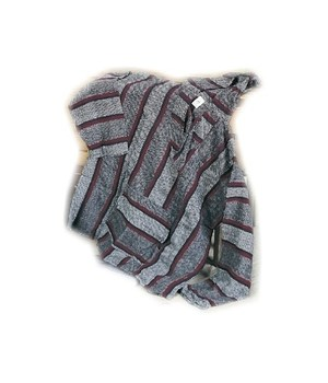 Acrylic Baja Pullover L