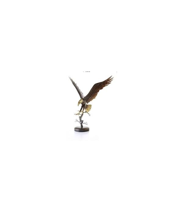 Metal Eagle 23.2 in. H
