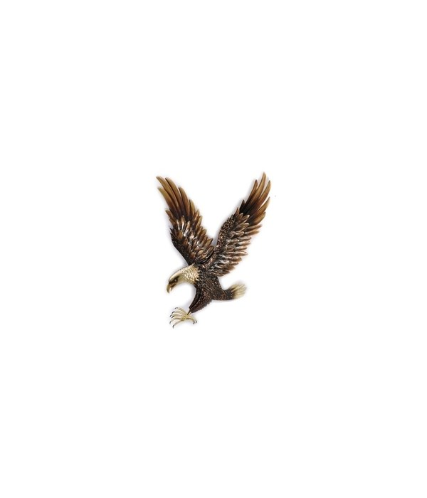 EAGLE WALL ART 22.8 x 16.5 in.