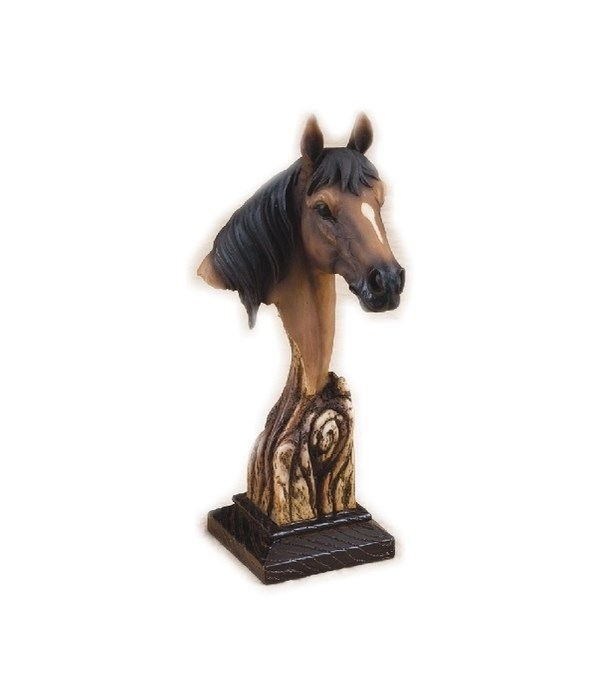 Horse Head 9 in.