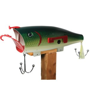 Mailbox - Green Shad Lure 25 x 13.835 x 10.679 in.