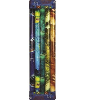 Gift Wrap - Guy Harvey Assortment  30 x 96 in.
