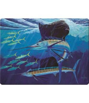 Cutting Board 12in x 16in - Sailfish