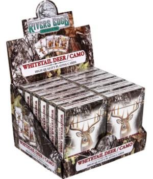 Playing Cards - Mossy Oak Deer