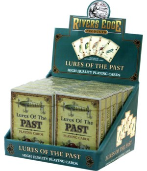 Playing Cards - Antique Lures