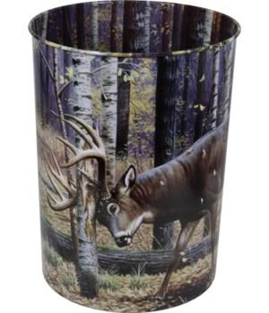 Waste Basket - Deer Theme10.5 in.
