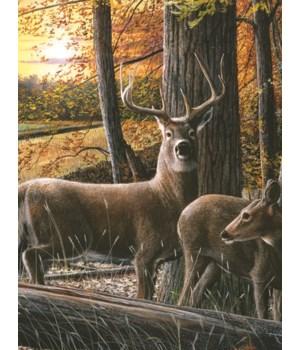 LED Art 16in x 12in - Art-Deer