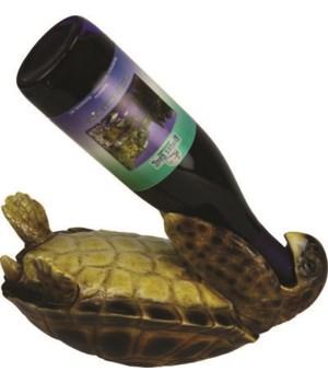 Wine Bottle Holder - Sea Turtle