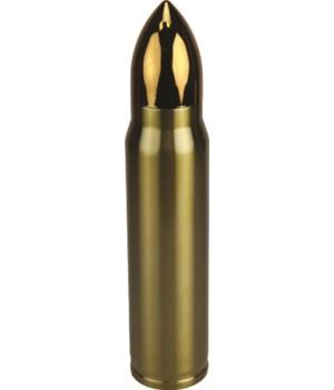 Vacuum Bottle - Rifle Cartidge 34 oz. (1L)