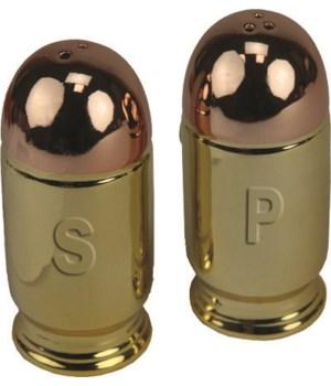 Salt and Pepper Shakers - Bullet