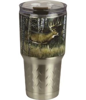 Tumbler 24oz SS - Deer