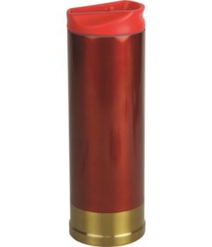 Travel Mug 18oz SS - 12GA Shot Shell