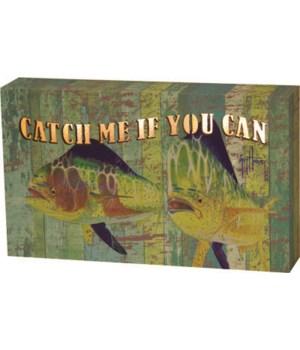 LED Box 8in x 5in - Catch Me