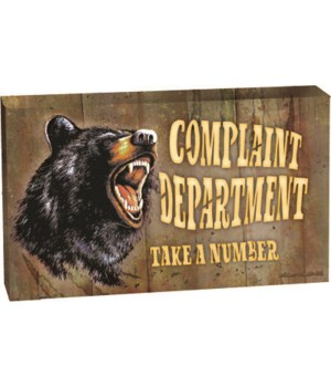 LED Box 8in x 5in - Complaint Dept