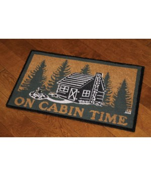 Coir Mat 30in x 18in - On Cabin Time
