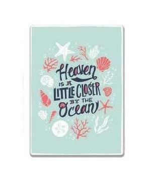 Tin Sign 12in x 17in - Heaven Ocean