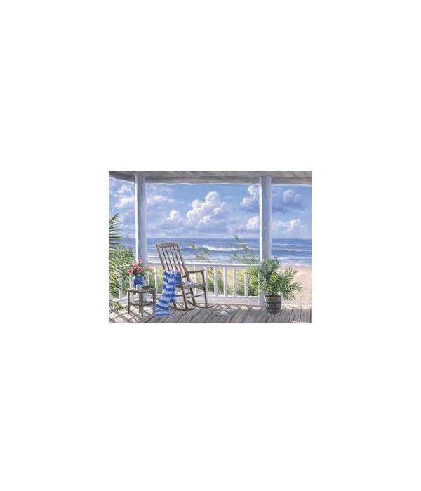 Canvas Art 12in x 16in - Quiet Time