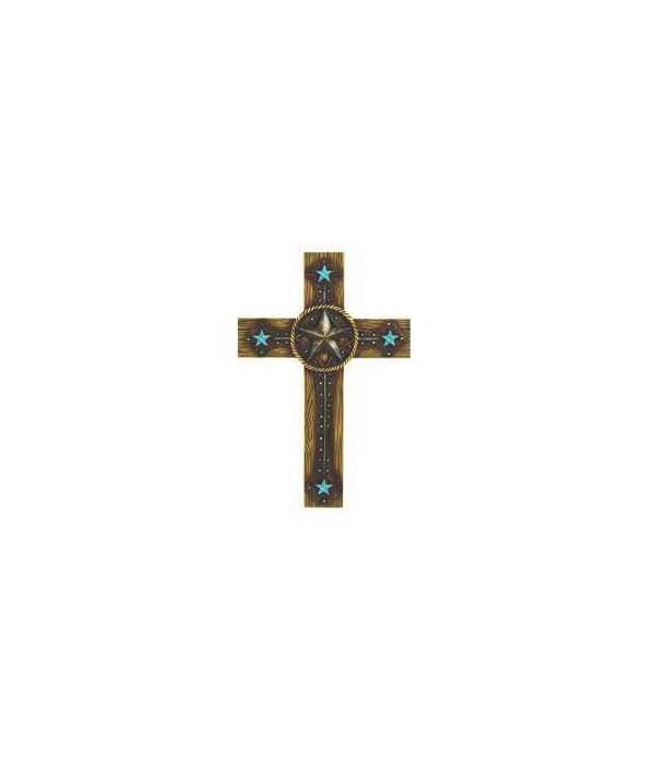 Western Cross 13.5in - Star