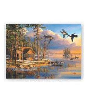 Puzzle in Tin 1000-Piece - Spring Arrivals 20 x 28 in.