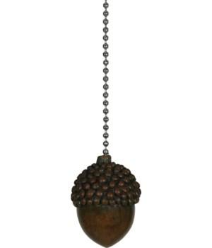 Ceiling Fan Pull - Acorn