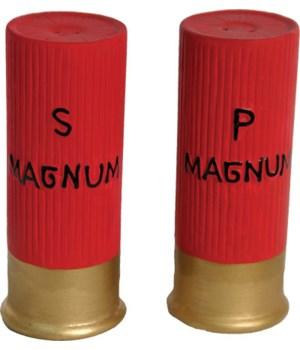 Salt and Pepper Shakers - Shot Shell