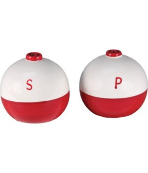 Salt and Pepper Shakers - Bobber