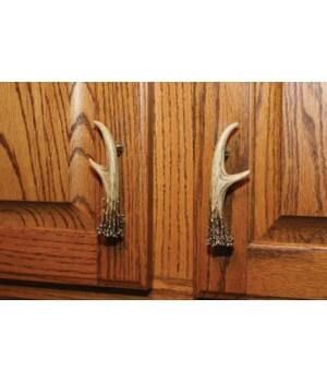 Drawer/Cabinet Pulls 2-Pack - Antler 3 inch
