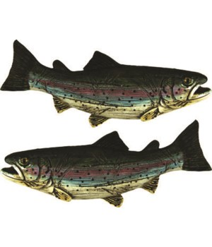 Drawer/Cabinet Pulls 2-Pack - Trout