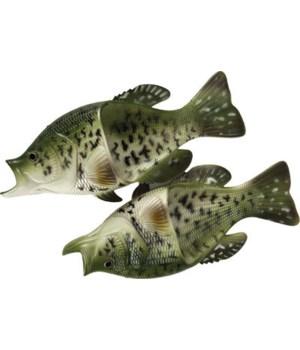 Fish Sandal Adult Large - Crappie 11/12 size