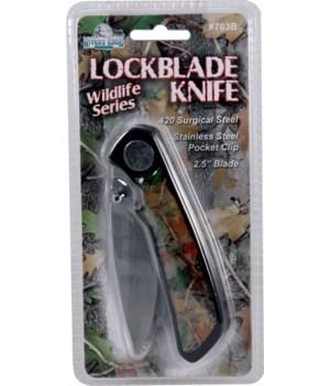 Knife Camo Deer in.